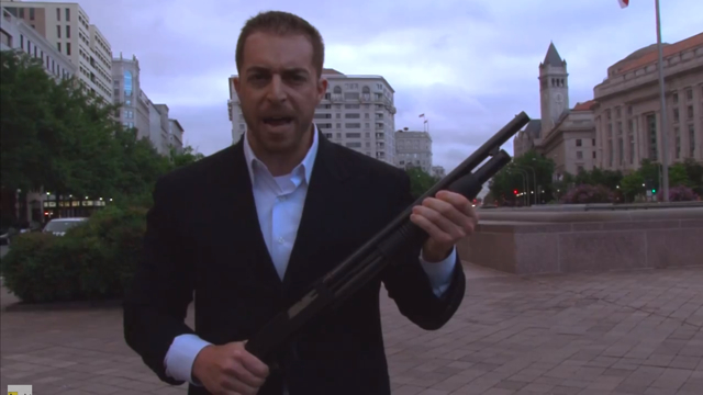 Kokesh and the guy who brought an assault rifle to an Obama event
